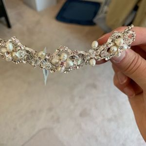 David's Bridal Wedding Comb/Hair decor